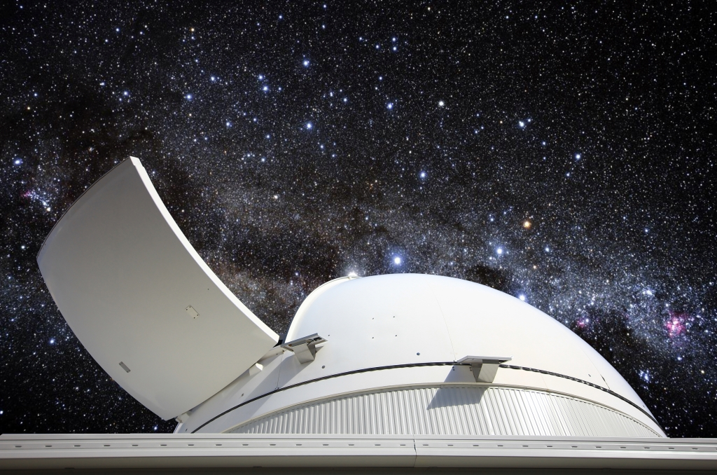 milroy observatory home page